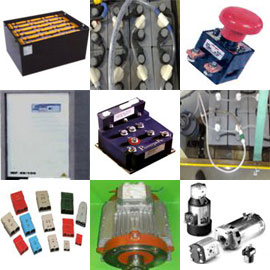 illustraton of supplied products
